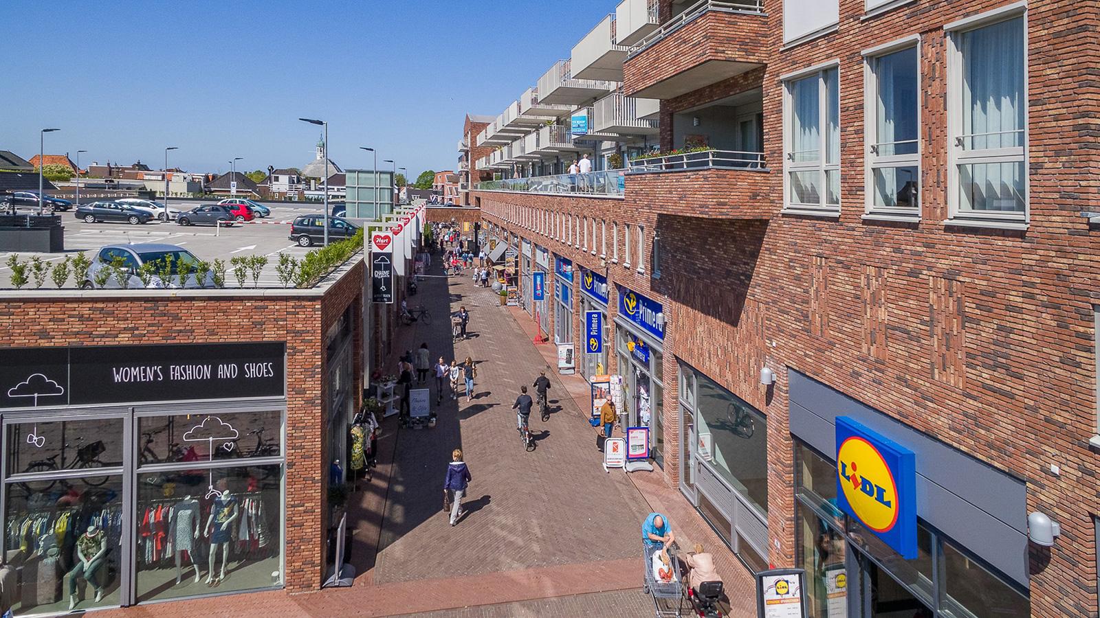 Winkelcentrum Hart van 's Gravenzande, Gravenzande