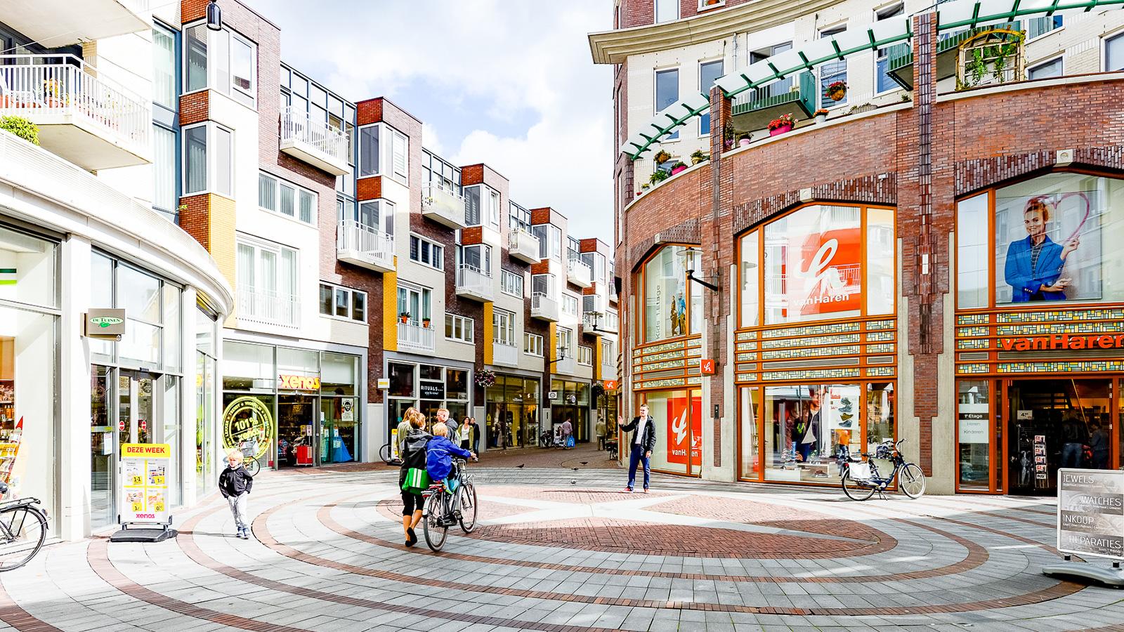 Winkelcentrum Oostpoort, Amsterdam