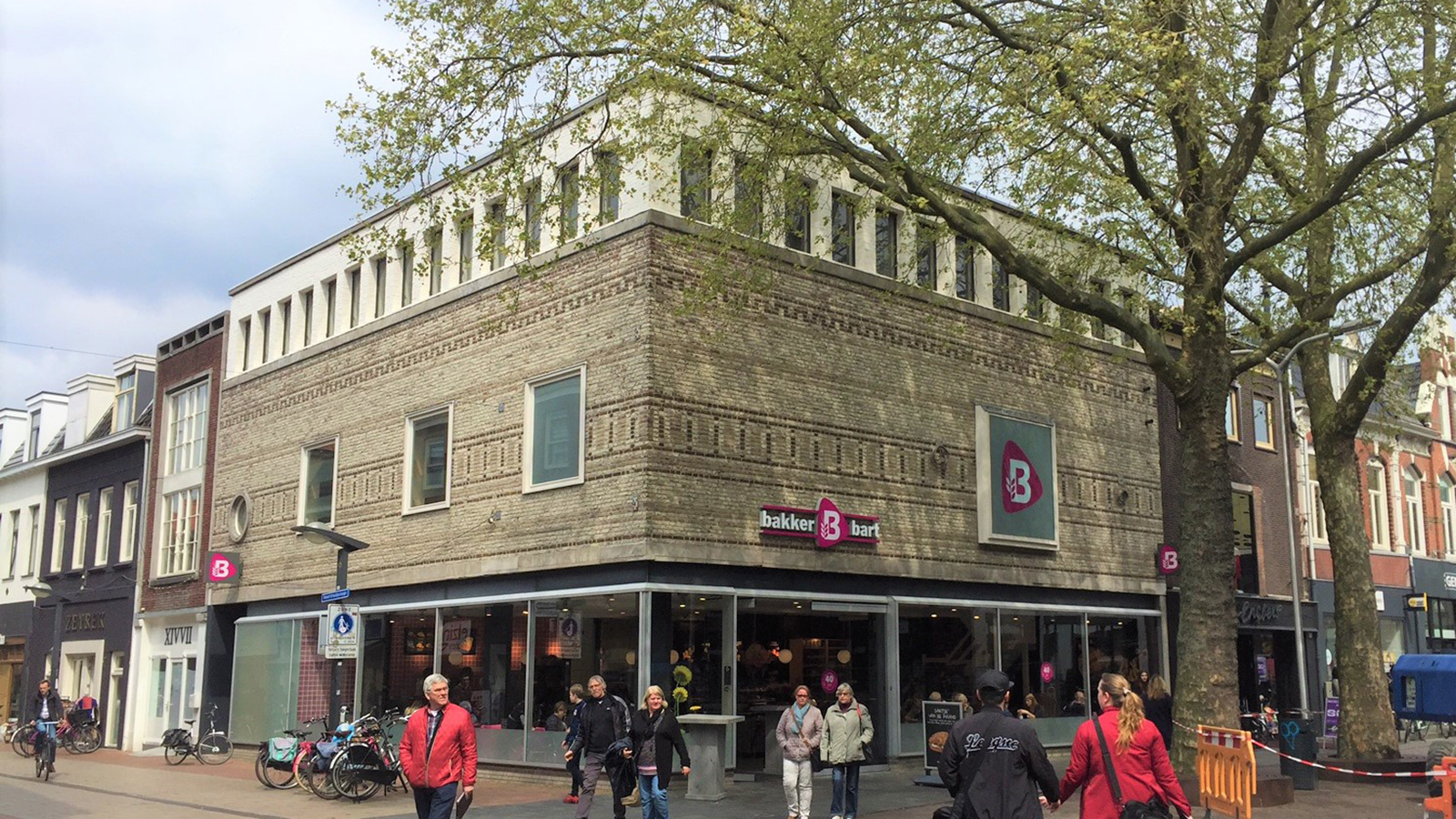 Langestraat 14-14a, Enschede