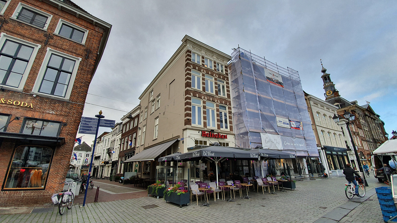 Markt 13, Den Bosch