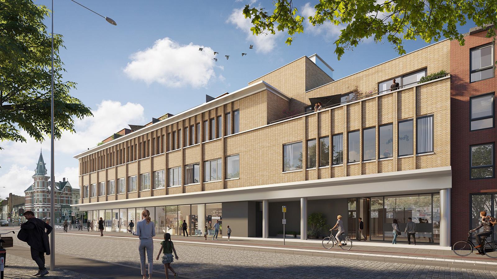 Stationsstraat, Bergen op Zoom