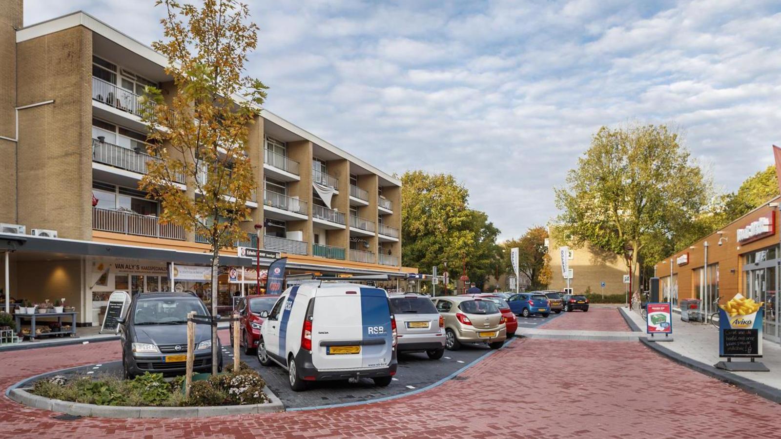 woning- en winkelcomplex Makadocenter, Nieuwegein