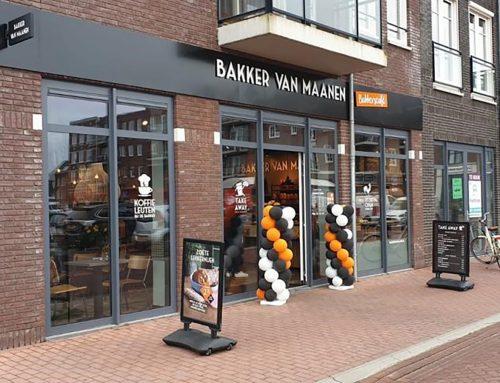 Bakkerij Van Maanen huurt in De Oevers Roelofsarendsveen