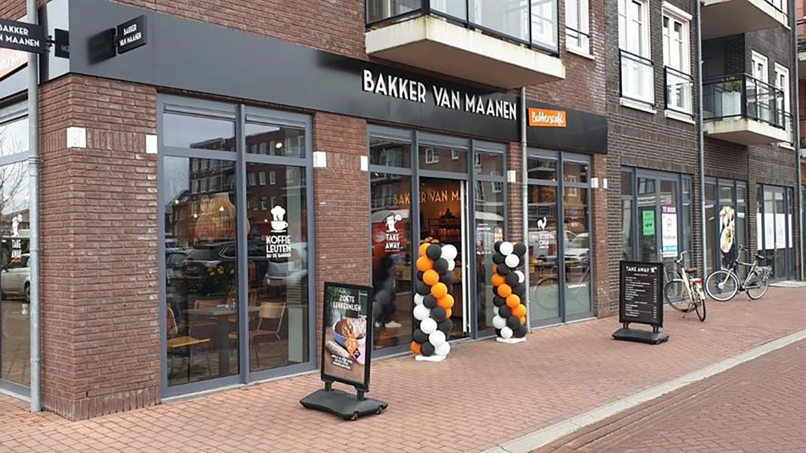 Bakkerij Van Maanen, Roelofsarendsveen