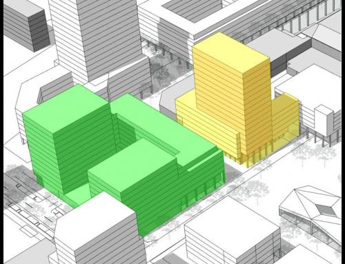 Akkoord bouw appartementen Centrum Schalkwijk