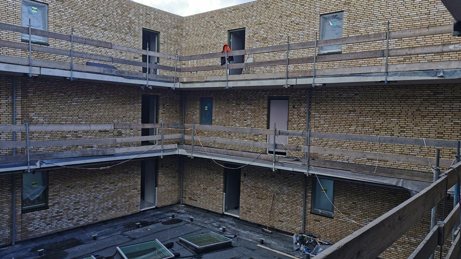 Multifunctioneel Complex Appartementen Best